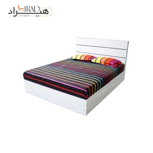 تخت خواب دو نفره هیراد مدل MD004