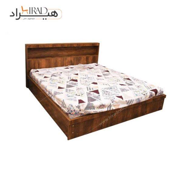 تخت خواب دو نفره هیراد مدل MD012