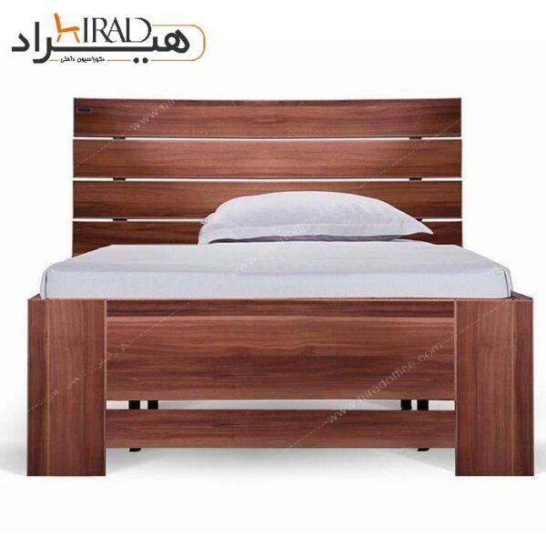 تخت خواب یک نفره هیراد مدل ROYAL-120