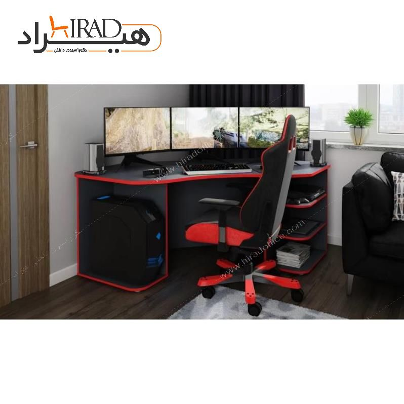 میز کاپیوتر هیراد مدل R103
